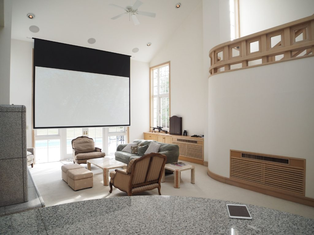 160inch Screen Theater